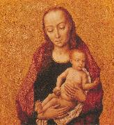 Virgin and Child Dieric Bouts