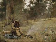 Down on His Luck Frederick Mccubbin