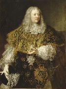 Portrait of Gabriel de Rochechouart Duc de Mortemart French school