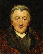 Formerly thought to be portrait of William Wilberforce, portrait of an unknown sitter George Hayter