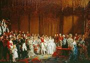 The Marriage of Queen Victoria George Hayter