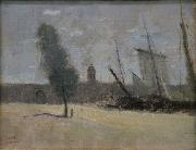Dunkerque camille corot