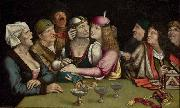 Matched Marriage Quentin Matsys