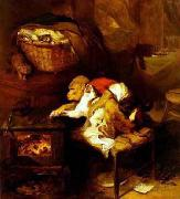 The Cats Paw Sir Edwin Landseer