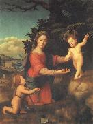 Madonna and Child with hte Young St.john t he Baptist BUGIARDINI, Giuliano