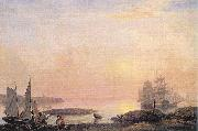 Castine Harbor Fitz Hugh Lane