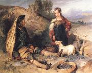 The Stonebreaker and his Daughter Sir Edwin Landseer
