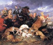 The Hunting of Chevy Chase Sir Edwin Landseer