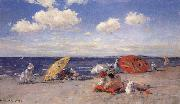 At the Seaside William Merrit Chase