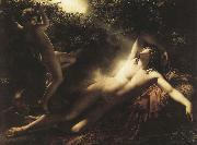 The Sleep of Endymion Anne-Louis Girodet-Trioson