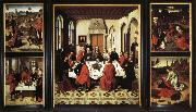 Last Supper Triptych Dieric Bouts