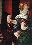 Mary Magdalen and a Donator Master of Moulins