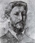 Self-Portrait Mikhail Vrubel
