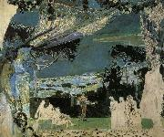 Italy.A.Night in Naples Mikhail Vrubel