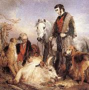 Death of the Wild Bull Sir Edwin Landseer