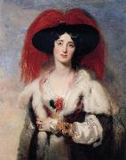 Lady peel Sir Thomas Lawrence