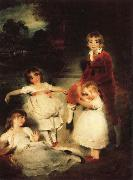 The Children of Ayscoghe Boucherett Sir Thomas Lawrence