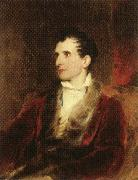Portrait of Antonio Canova Sir Thomas Lawrence