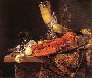 Still-Life with Drinking-Horn Willem Kalf
