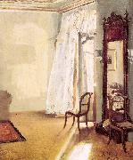 The French Window Adolph von Menzel