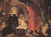 The Nativity (mk05) Claesz Aert