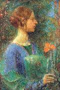 The Red Lily Parrish, Clara Weaver