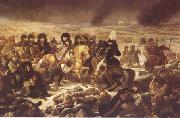 Napoleon on the Battlefield at Eylau (mk09) Baron Antoine-Jean Gros