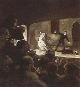 The Melodrama (mk09) Honore  Daumier