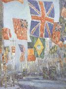 Avenue of the Allies (nn02) Childe Hassam