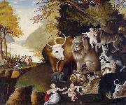 The Peaceable Kingdom (nn03) Edward Hicks