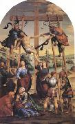 The Descent from the Cross (nn03) Giovanni Sodoma