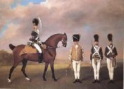 Soldiers of the Tenth Light Dragoons (mk25) STUBBS, George