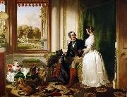 Windsor Castle in Modern Times (mk25) Sir Edwin Landseer
