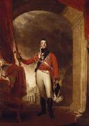 Arthur Wellesley,First Duke of Wellington (mk25) Sir Thomas Lawrence
