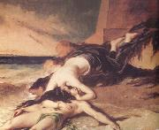 Hero and Leander (nn03) William Etty