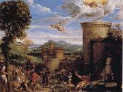 The Martyrdom of St Stephen Annibale Carracci