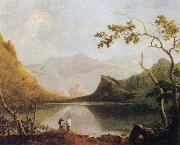 View of Snowdon Richard  Wilson