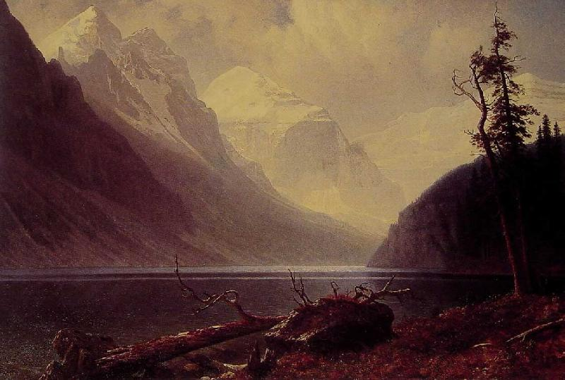 Albert Bierstadt Lake Louise