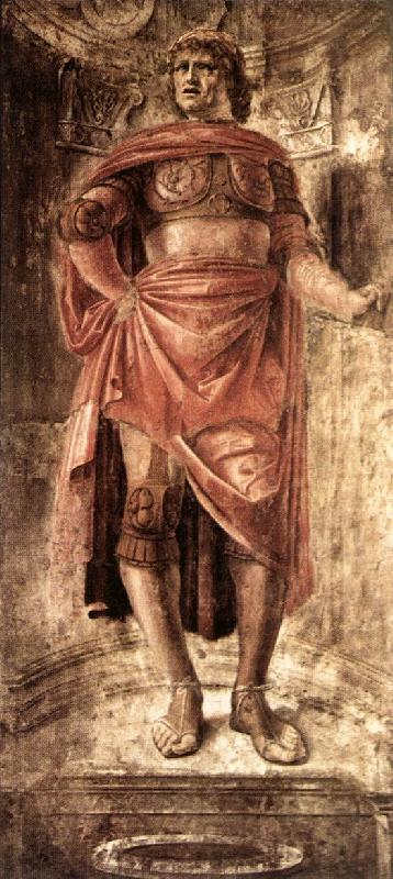 BRAMANTE Man with a Broadsword dfg