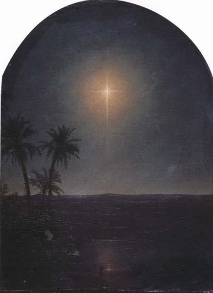 Frederic E.Church The Star in th East