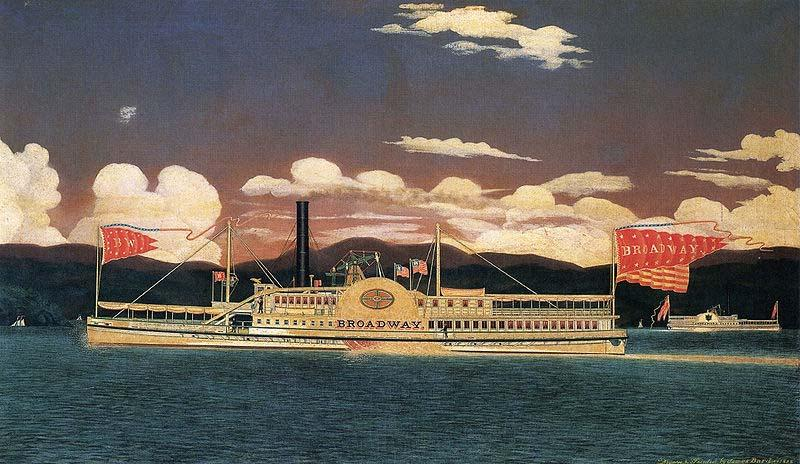 James Bard Steamer Broadway