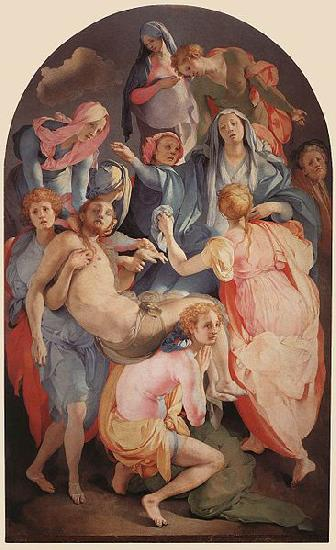 Jacopo Pontormo The Deposition