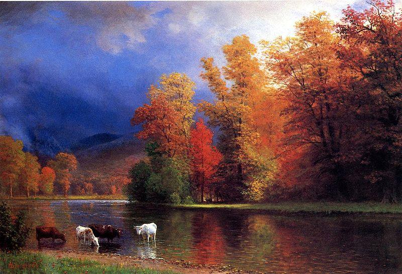 Albert Bierstadt On_the_Sac