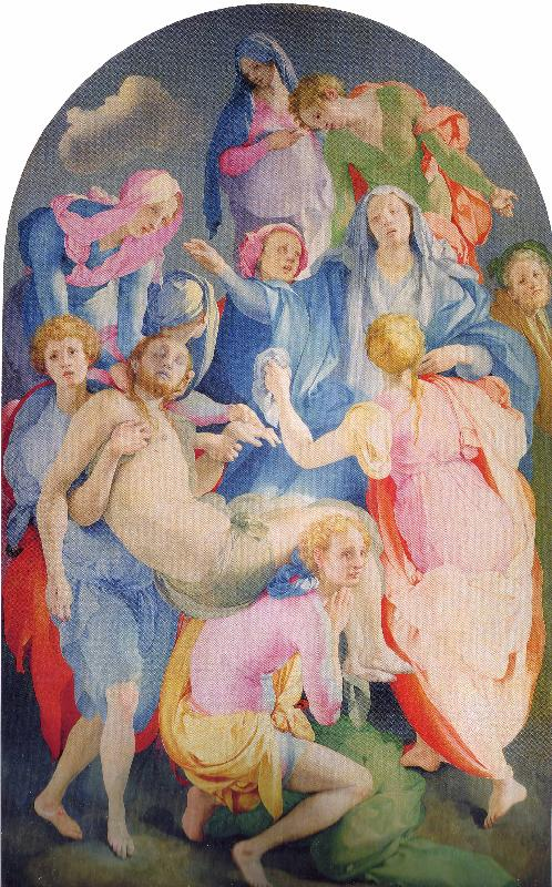 Jacopo Pontormo Deposition from the Cross