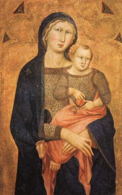 Niccolo Di ser Sozzo Madonna and Child