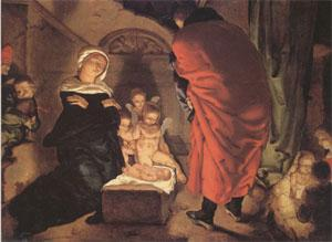 Claesz Aert The Nativity (mk05)