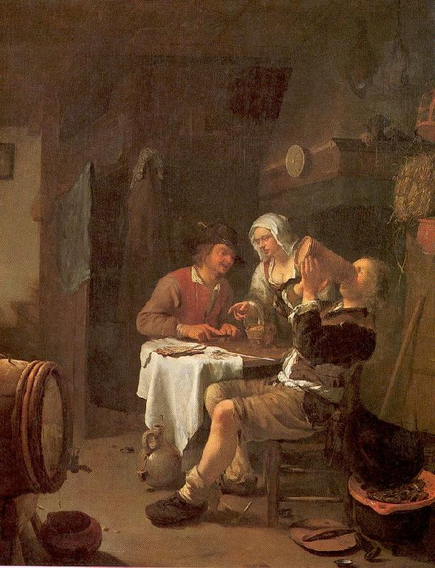 MIERIS, Frans van, the Elder The Peasant Inn